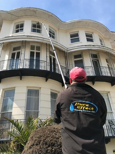 window cleaning Hove