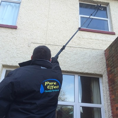 window cleaning lancing
